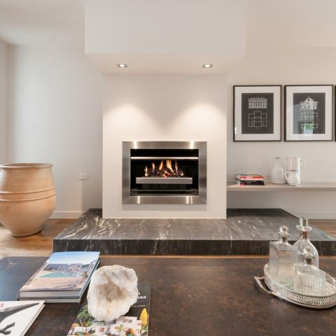 Real Flame Decorative Gas Fires Brisbane Fireplace