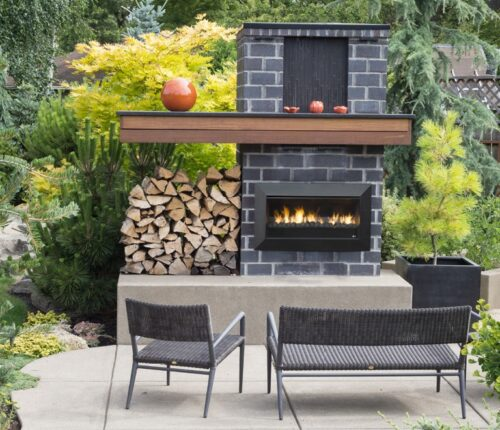 Real Flame - Outdoor Gas Heating