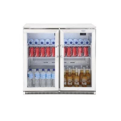 Outdoor Refrigerator, Double Door 200Ltr - BS28200