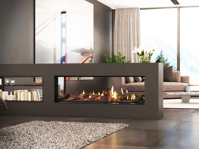 Escea Ds1400 Gas Fire Brisbane Fireplace Amp Heating Centre