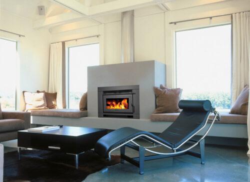 Inbuilt Fireplace
