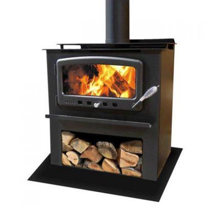 Nectre-MK3 Wood Heater