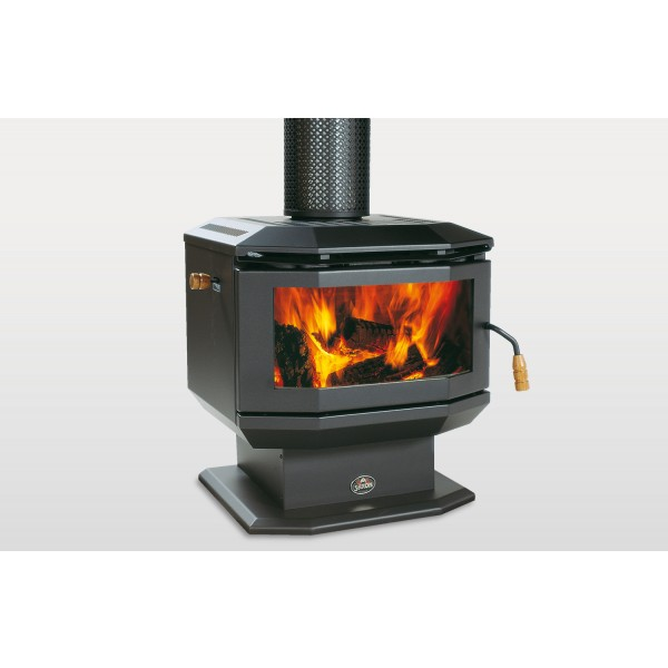 Walnut Freestanding Wood Heater