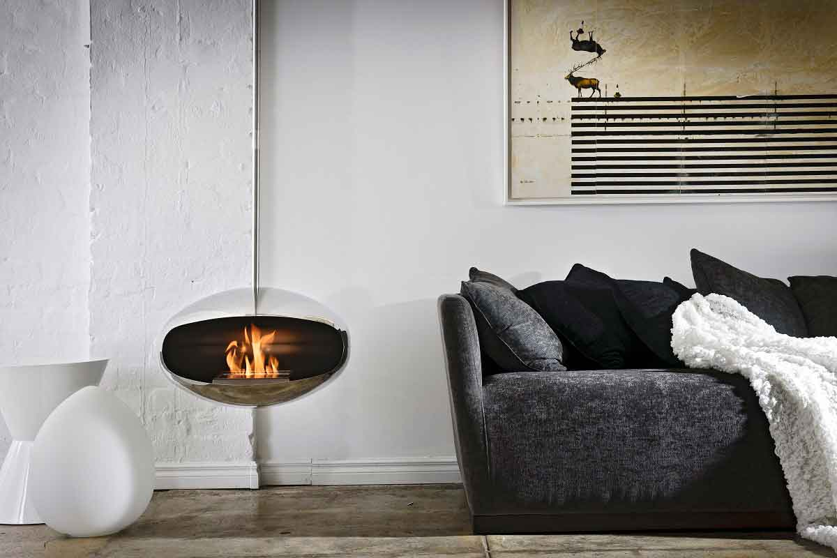 BIO-Ethanol-Fireplaces
