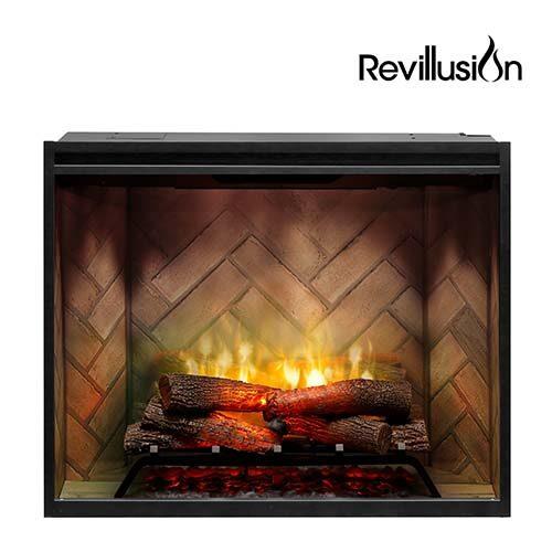 Revillusion Electric Fireboxes