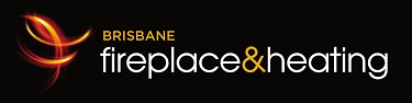 Brisbane Fireplace & Heating Centre Retina Logo