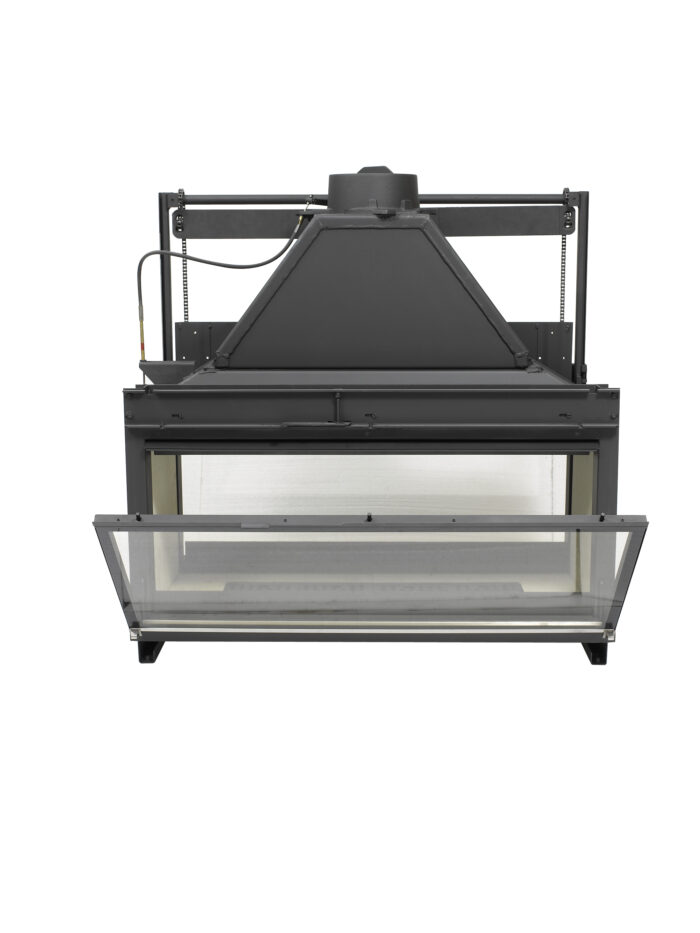 Radiante 1200 DF - Double Sided View