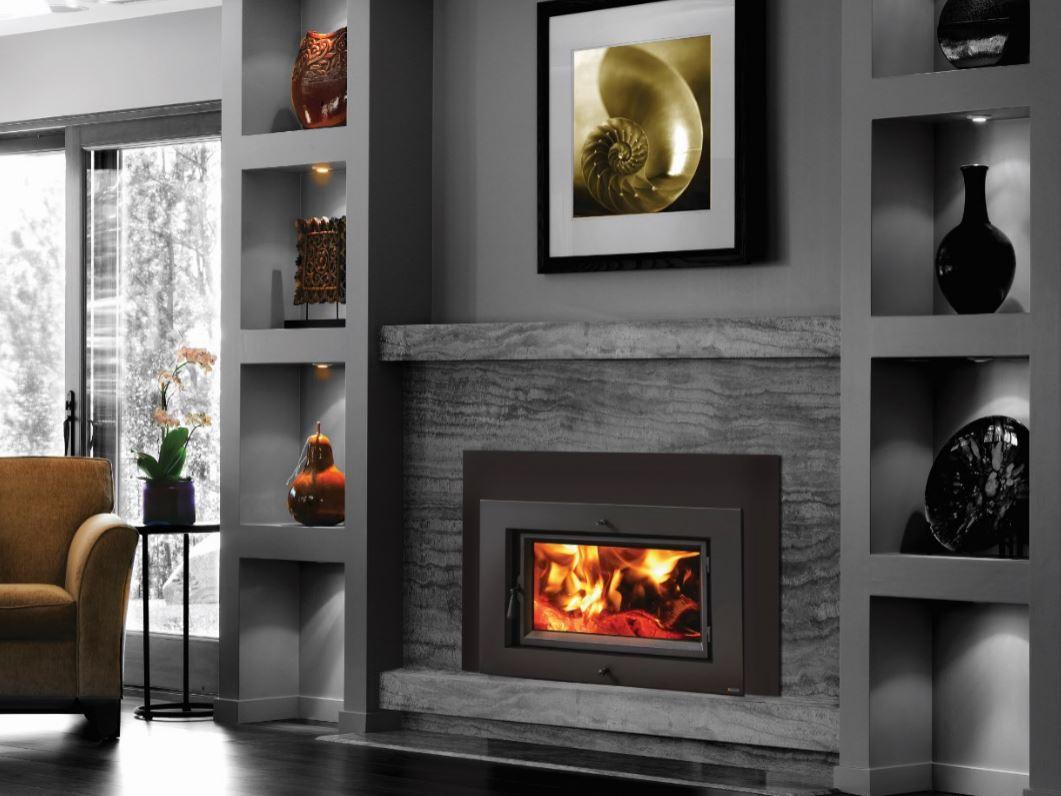 Lopi Flush Wood Medium Brisbane Fireplace Amp Heating Centre